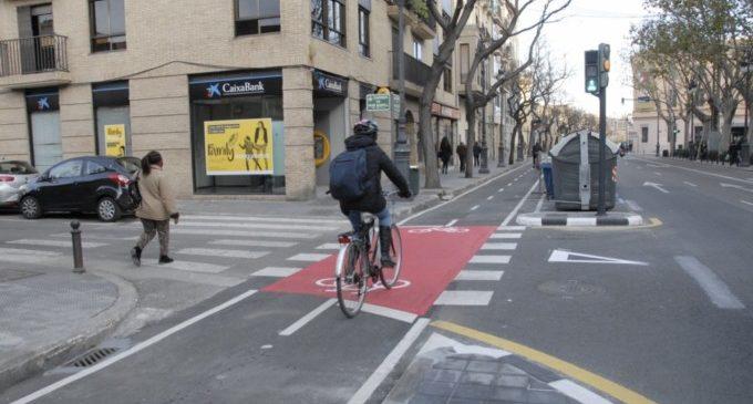 Bicicleta y Ciudad